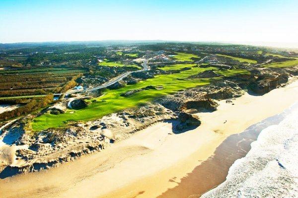 O famoso Praia del Rey Golf Links