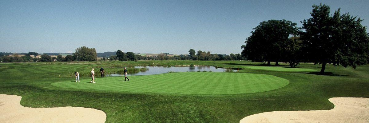 Beckenbauer golfcourse no Bad Griesbach - Alemanha