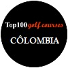 Top 100 Golf Courses Colombia