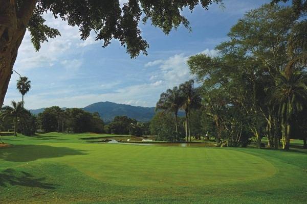 o Royal Swazi Spa Country Club ten um campo de golfe e cassino