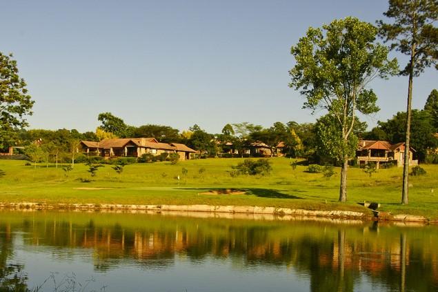 O White River Country Club no Africa do Sul