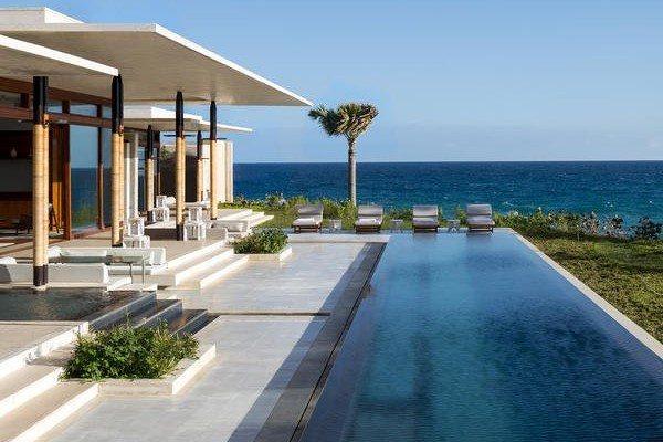 Casa de 2 quartos do Amanera Resort com vista para a baía na República Dominicana
