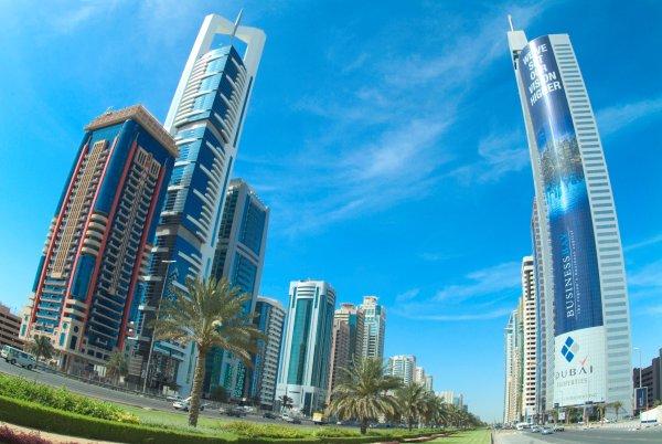 Hotéis em Dubai nos Emirados Árabes Unidos