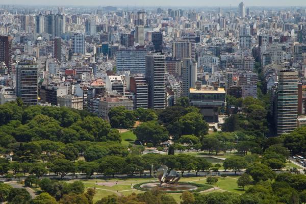 Recoleta , um bairro histórico de Buenos Aires